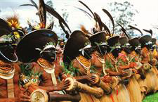 Enga Show - PNG Cultural Tour