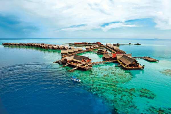 Sipadan kapalai dive resort malaysia dive resorts dive discovery malaysia - Kapalai sipadan dive resort ...