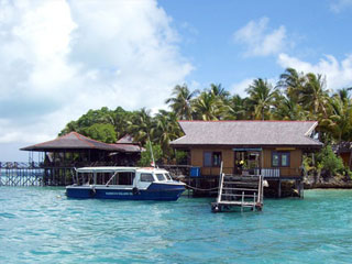 Nabucco Island Resort - Indonesia Dive Resorts - Dive Discovery Indonesia