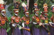 The Paiya Mini Show - PNG Cultural Event