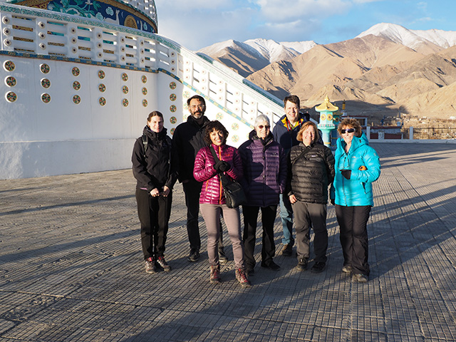 Snow Leopard Expedition in Ladakh -  Dive Discovry group trip