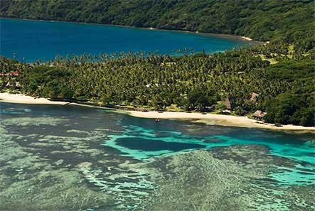 Wakaya Club - Fiji Dive Resorts